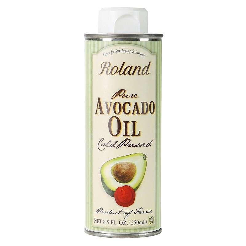 罗朗德(Roland) 法国进口牛油果油 冷压初榨天然DHA婴儿鳄梨油幼儿孕妇食用油250ml