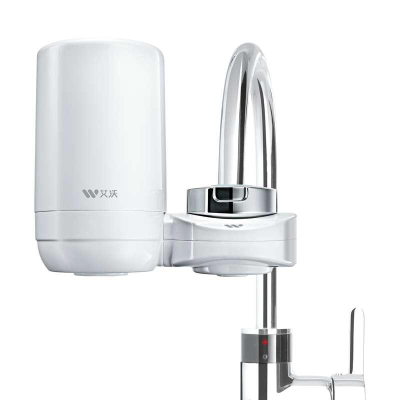 IWO艾沃AWT600龙头净水器 陶瓷滤芯家用厨房过滤器 单芯
