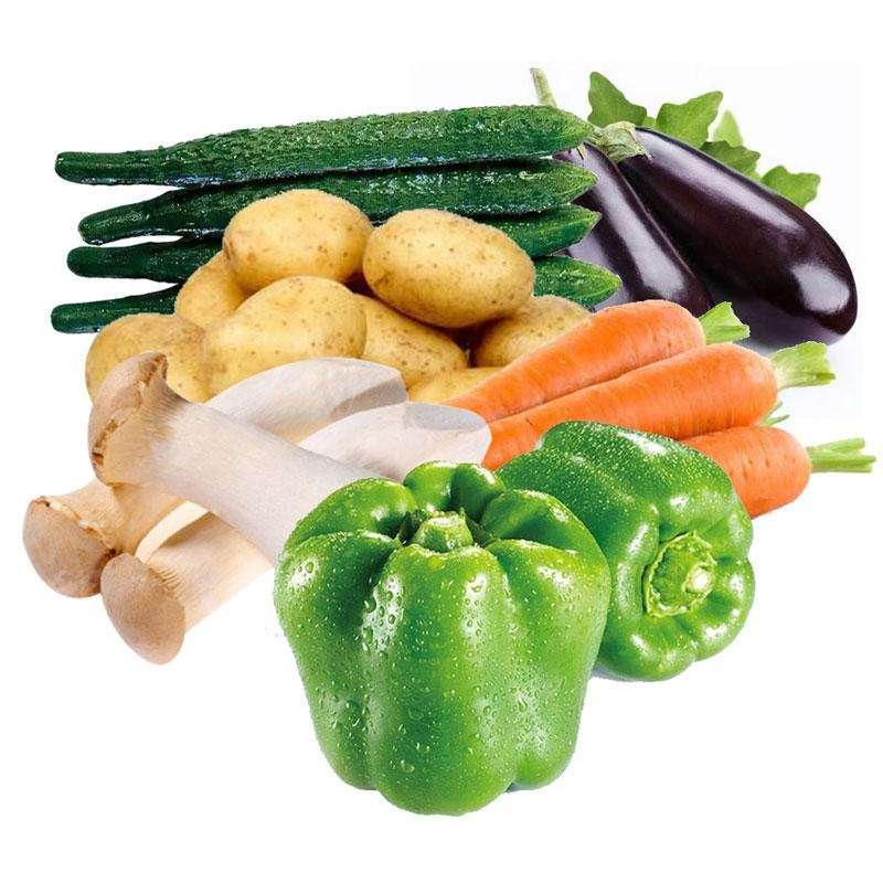 山东蔬菜组合套餐C 3kg装【顺丰包邮】