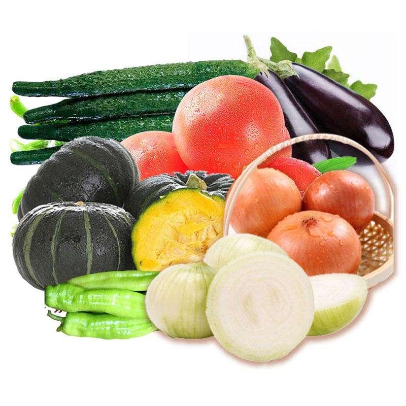 山东蔬菜组合套餐A 3kg装【顺丰包邮】