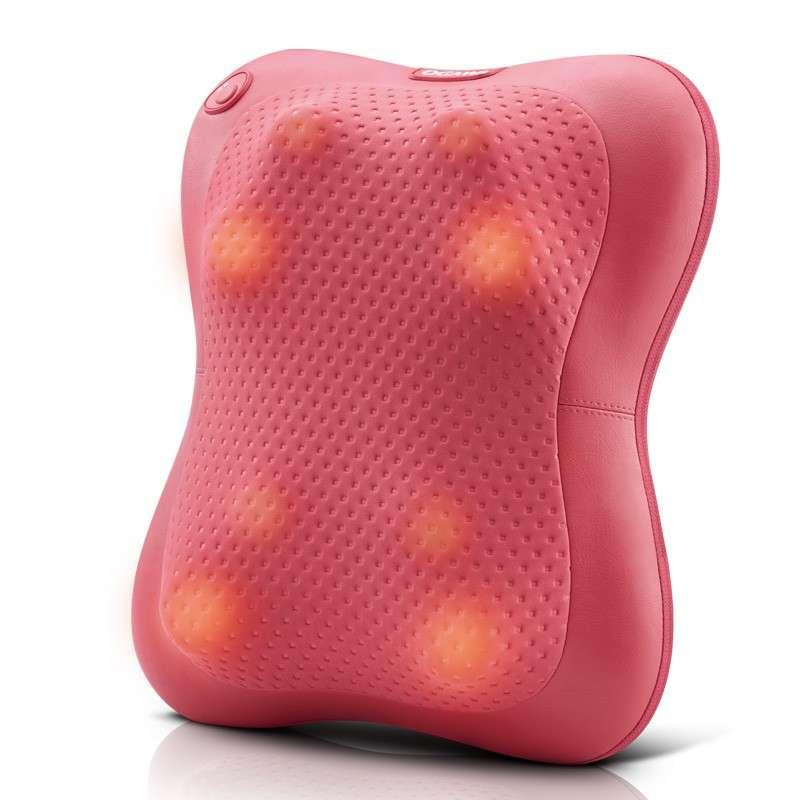 奥佳华(OGAWA) 按摩器颈椎按摩器 小腰姬2.0OG-2101升级版 胭脂红