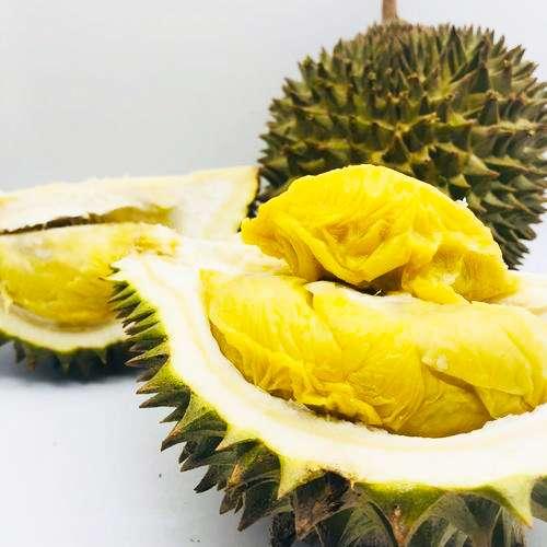 泰国鲜果巴掌榴莲鲜果2-3斤/颗