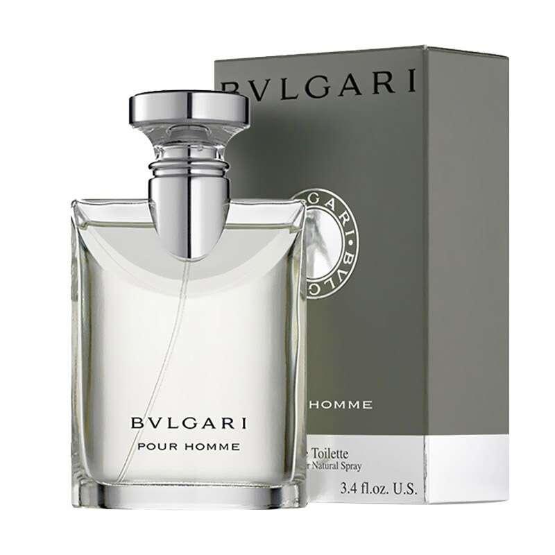 BVLGARI/宝格丽男士淡香水大吉岭茶 温暖木质男友香50ml