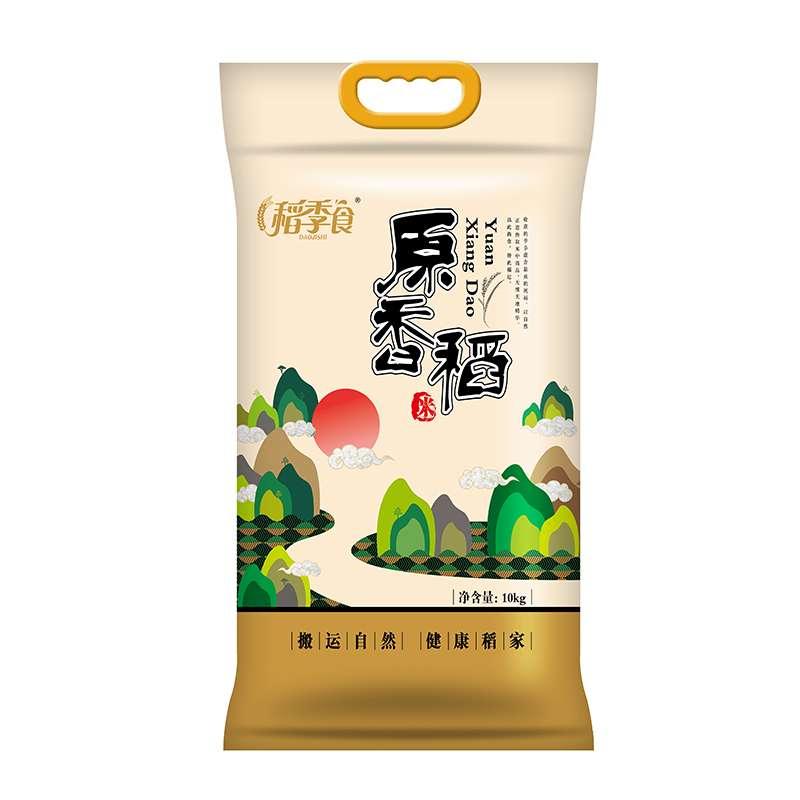 稻季食原香稻大米20斤