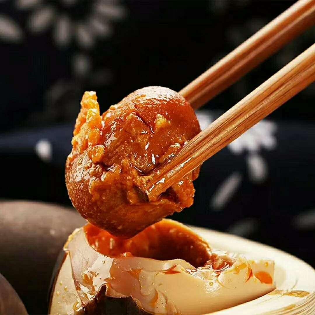 金色阳澄蟹油烤鸭蛋(30只装)