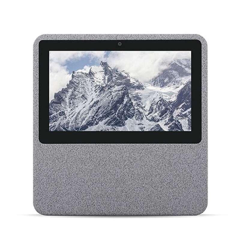小度在家1C 高清大屏 触屏智能音箱 蓝牙音箱 故事机 灰色