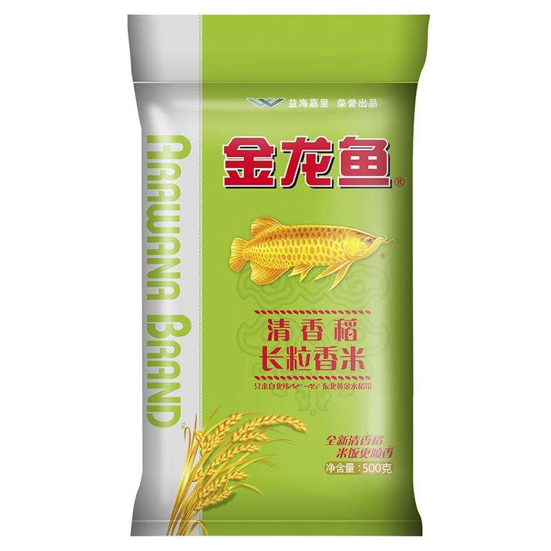 金龙鱼清香稻500g