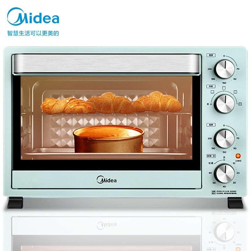 美的烤箱PT35A0
