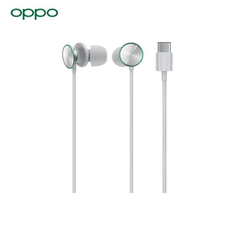 OPPO原装耳机 MH153(type–c) 雅致灰