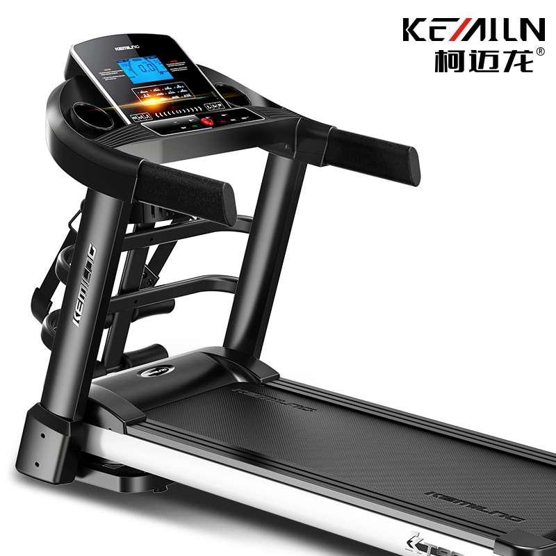 柯迈龙 K900蓝屏多功能家用跑步机室内超静音智能电动跑步机折叠蓝屏多功能