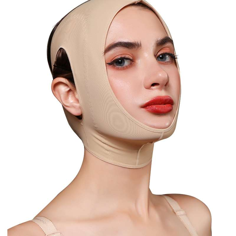 安提尼亚美容院V脸面雕套睡眠瘦脸神AT86 V脸肤色