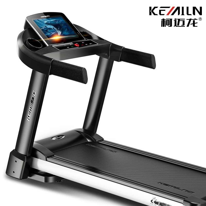 柯迈龙跑步机K900彩屏单功能款家用