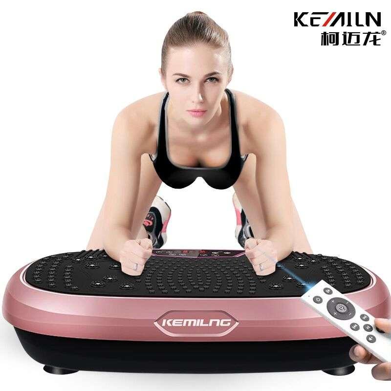 柯迈龙 R103甩脂机抖抖机懒人收腹减肥燃脂瘦肚子瘦腿神器家用健身器材