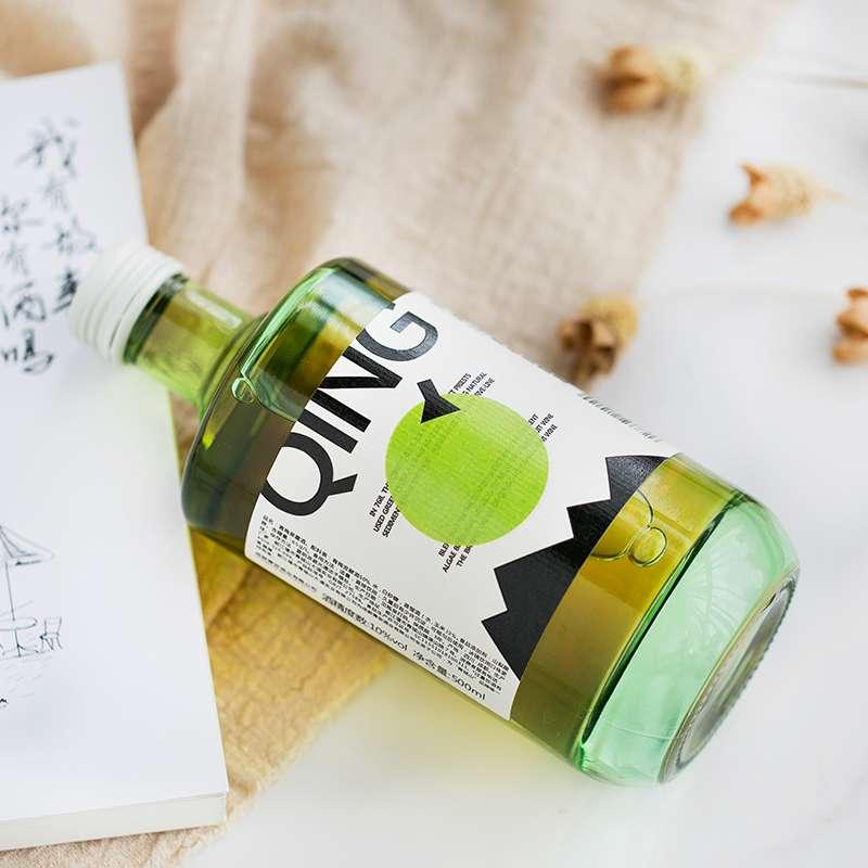 青城山牌青梅果露酒 500ml*10%Vol*1瓶