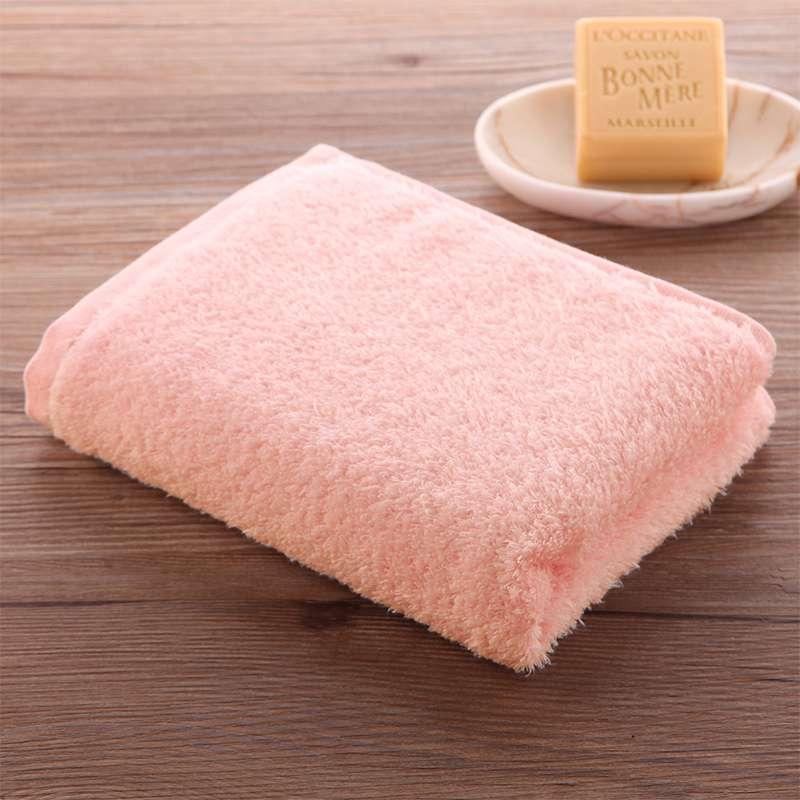 内野新棉花糖面巾100%棉 P1(粉色1)