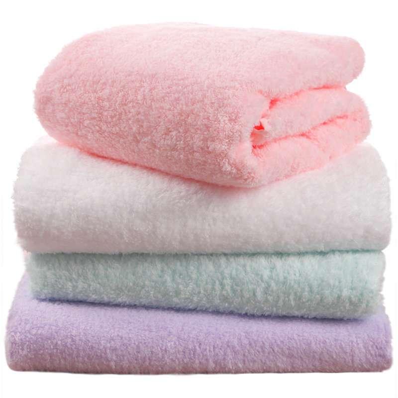 内野新棉花糖浴巾100%棉 P1(粉色1)