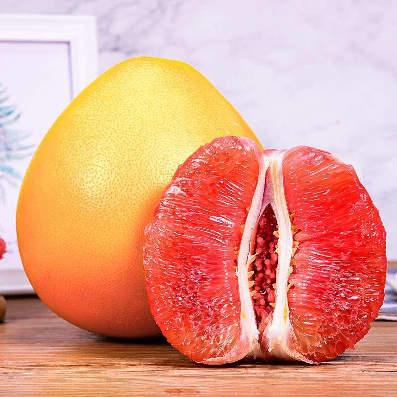 三红柚1个装1.8-2斤