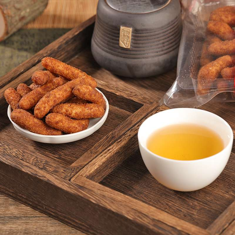 福州传统糕点黑糖寸枣 150g*4包(保质期:90天)