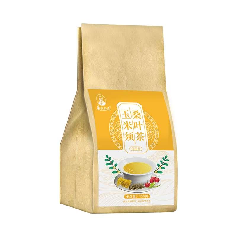 玉米须桑叶茶150克