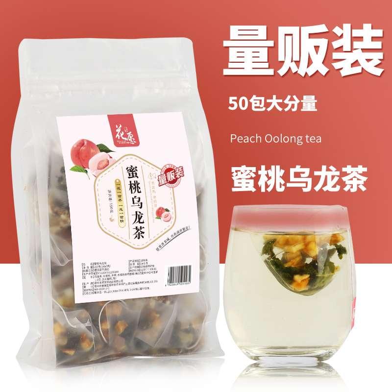 蜜桃乌龙茶(量贩装)150克/袋